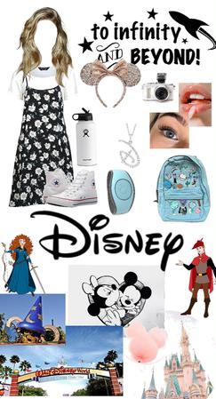 Day in Disney