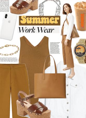 Summer Work Wear
