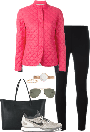 Traveling for Work Outfit #1