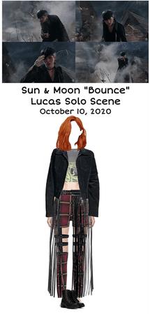 "Sun & Moon ""Bounce"" Lucas Solo Scene"