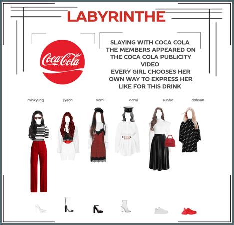 LABYRINTHE-COCA COLA