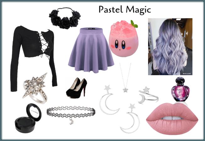 Pastel Magic