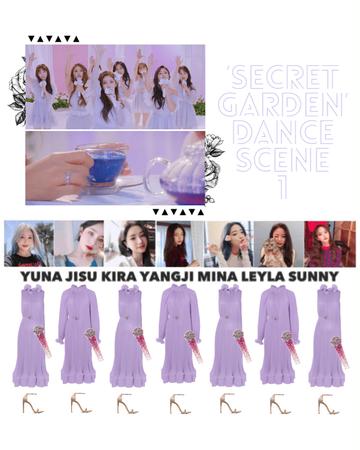 {MARIONETTE} 'Secret Garden' Dance Scene 1