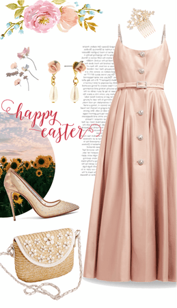 Pink Easter Sunday