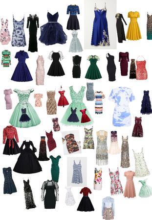 the dresses that I love