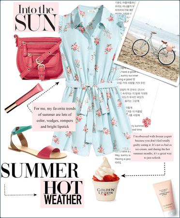 Summer heat J