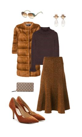 vintage browns + brands