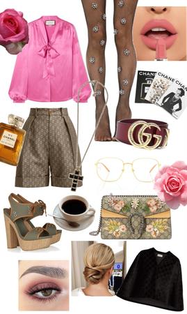 Paris fashion week by Gucci