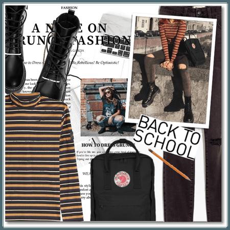 Back2School Grunge
