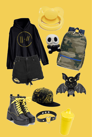 twenty one pilots age regression outfit