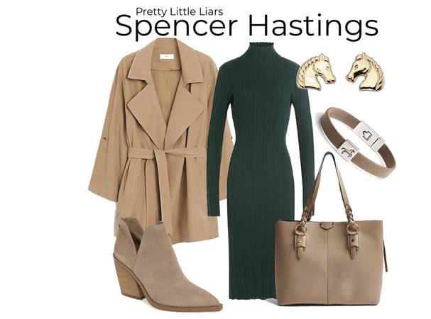 PLL - Spencer Hastings