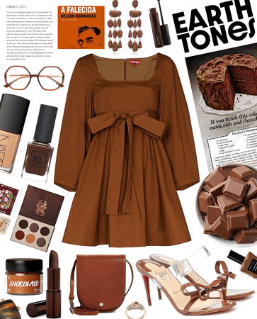 earthy chocolate shades