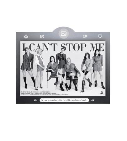 마리오네트 (MARIONETTE) - 'I CAN'T STOP ME' TEASER O8