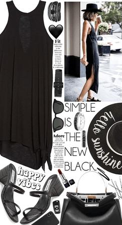 Black Simple