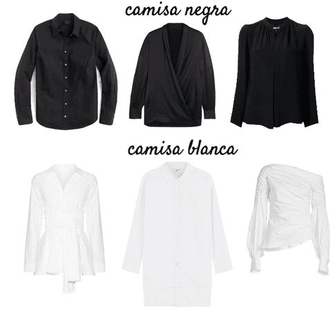 basics blouses