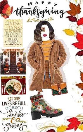 happy thanksgiving 🙏xox