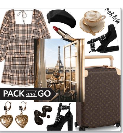 SPRING 2020: Trip To Paris