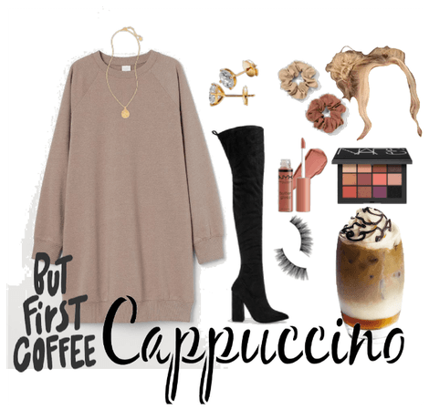 But First.... Cappuccino