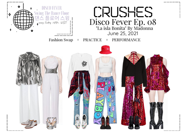 Crushes (호감) [Rose] Disco Fever Ep. 08