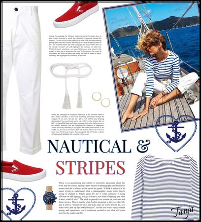 Nautical & Stripes