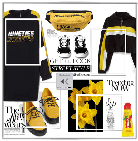 Edgy Yellow