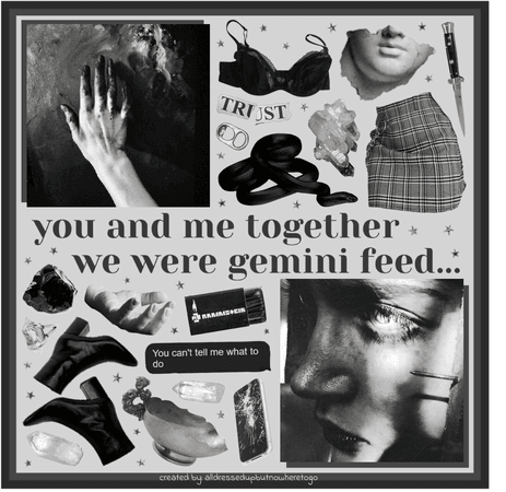 Moodboard Series: And To Think You Would Get Me To The Altar - Contest