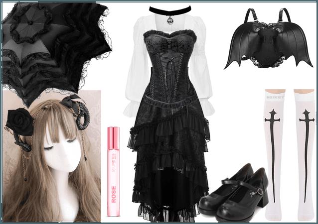 Dainty Devil Gothic Lolita