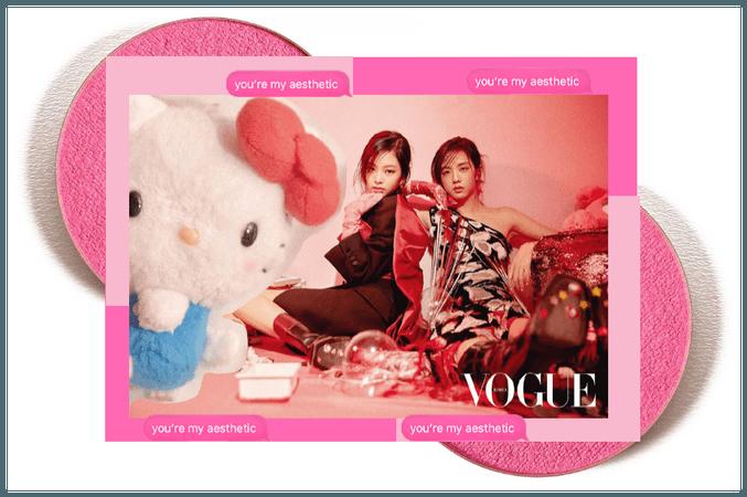 Somi and yiyeon for vogue 2020 magazine.7/21/20