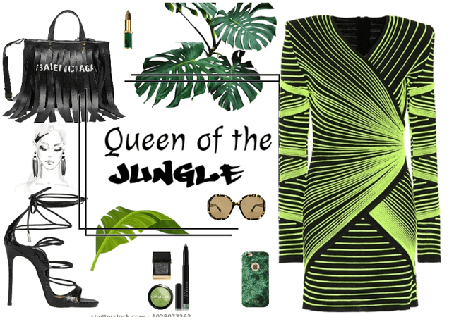 Queen of the Jungle #2