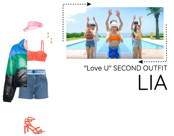 """Love U"" MV SECOND LOOK"