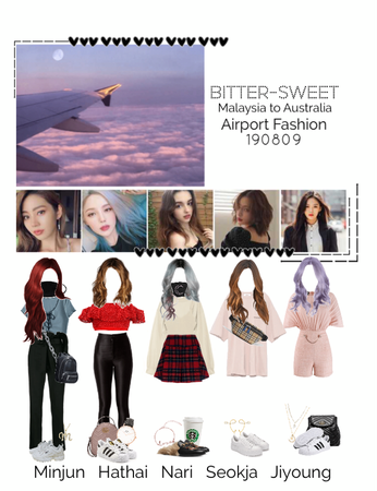 BSW Airport Fashion 190808