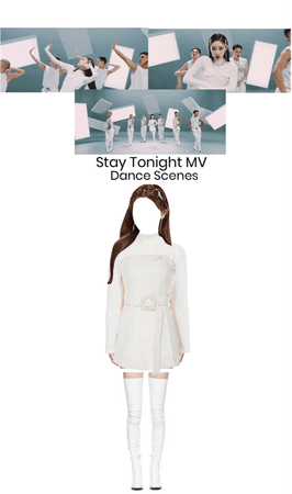 CHUU - Stay Tonight Music Video