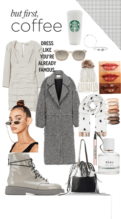 Mild grey Saturday✨
