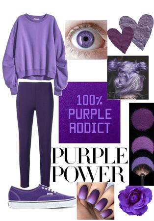 Purple 💜🦄☂️
