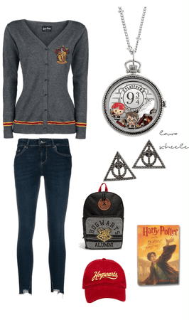 Harry Potter back to school