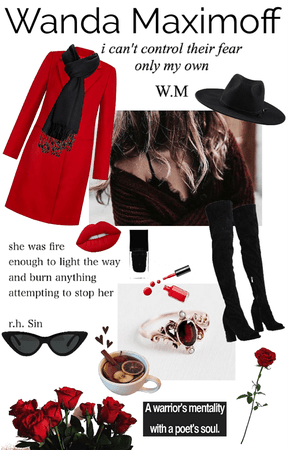 Scarlet Witch - Mod