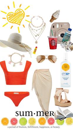 beach luxe.