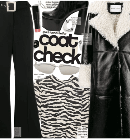 Warm Coat Style 🤍