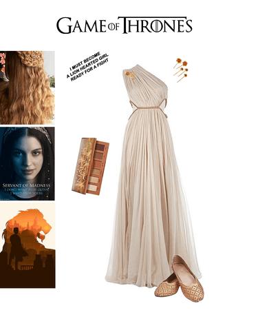 Queen of Westeros - Game of Thrones OC