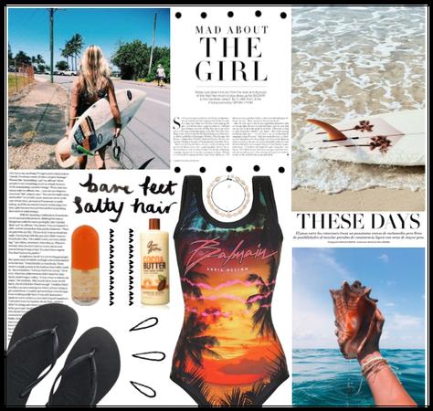 SPRING 2020: Surfer Girl Style