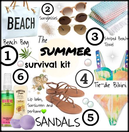 The Summer Survival Kit,