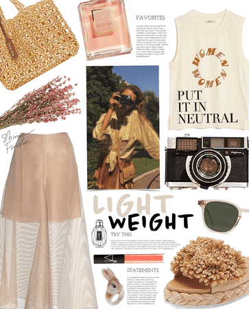 lightweight | summer neutrals