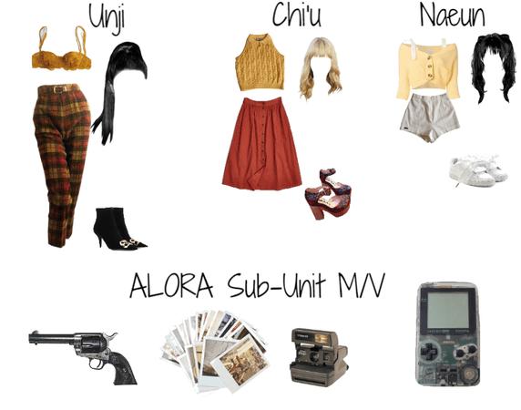Toy M/V || ALORA Sub-Unit Fake K-Pop Girl Group