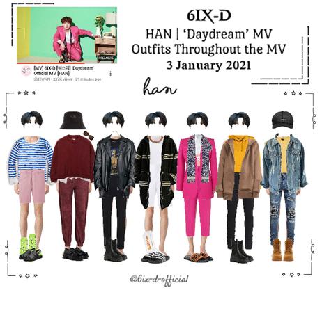 6IX-D [씩스띠] (HAN) 'Daydream' Official MV 210104