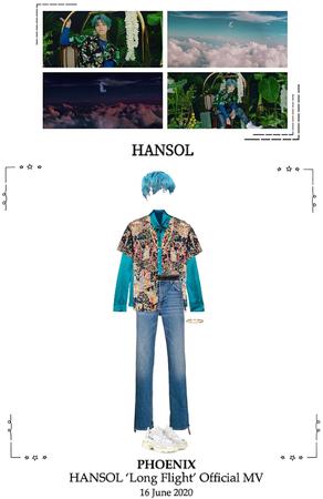 PHOENIX [피닠스] Hansol 'Long Flight Official MV