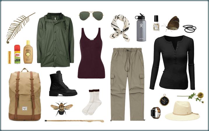 Jungle Trek Outfit - Ms Jessica