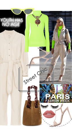 Street Chic in Paris