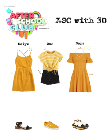 {3D}on ASC