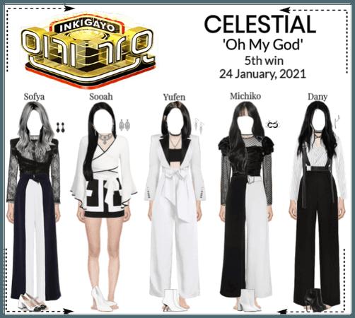 세레스티알 (Celestial) | Inkigayo