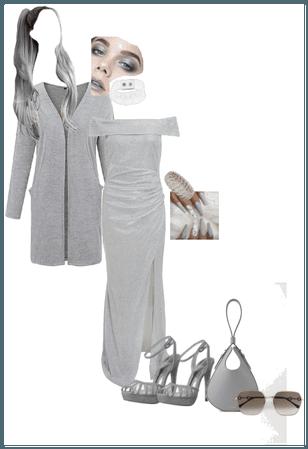 gray beauty